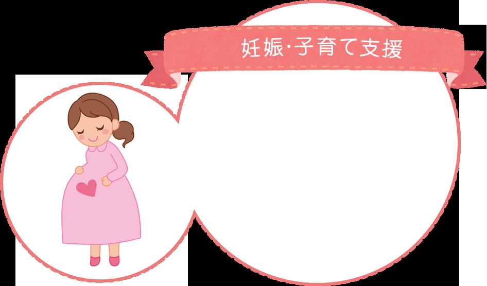 妊娠・子育て支援